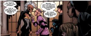 Wolv X-Men #1 -7
