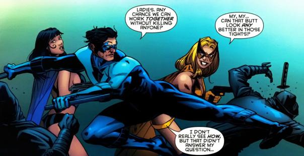 Nightwing #138