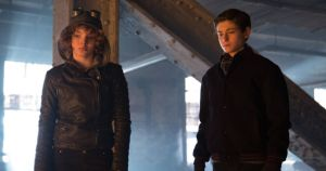 Gotham - Bruce and Selina