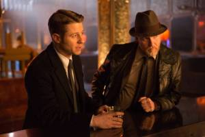 Gotham - Bullock and Gordon