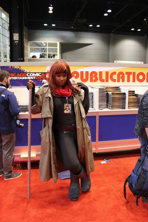 She was the best Gambit at the Con. SHE HAD THE EYES!