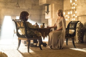 GOT - Dany and Tyrion