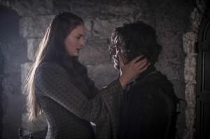 GOT- Sansa & Reek